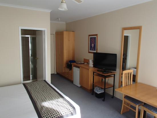 Footscray Motor Inn: Nice & Clean Room