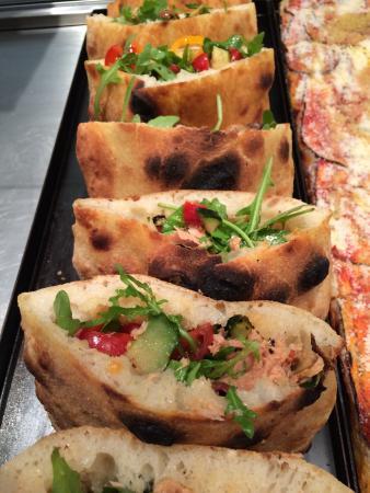Pazzo - Pizza en Ville
