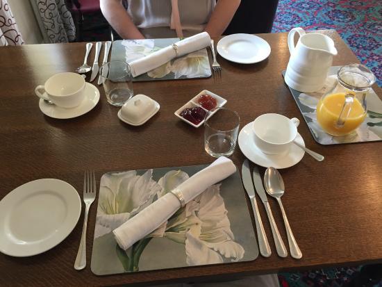 Elmfield House: Fantastic breakfast
