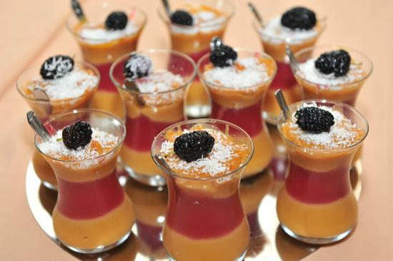 Hotel Grenadine Lodge: some sweet with pomegranate?