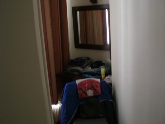 Le Faubourg Hotel: camera