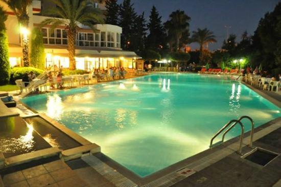 Green Peace Hotel: Huzurlu bir ortam