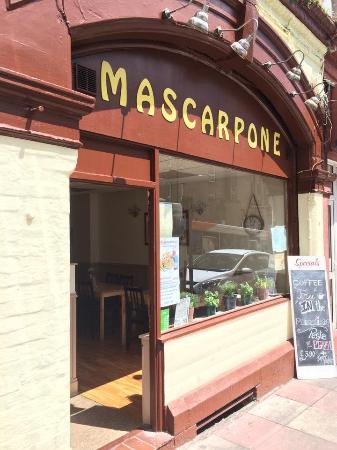 Mascarpone Restaurant