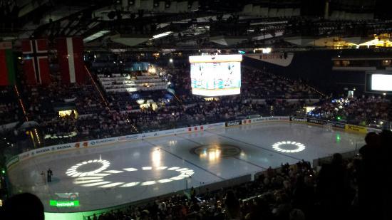 CEZ arena - Vitkovice arena - Picture of Ostravar Arena 641dd666a3