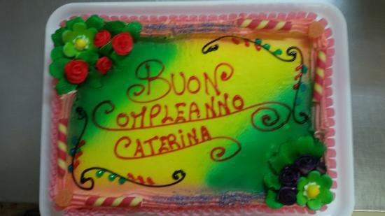 Bar Rocca: torta