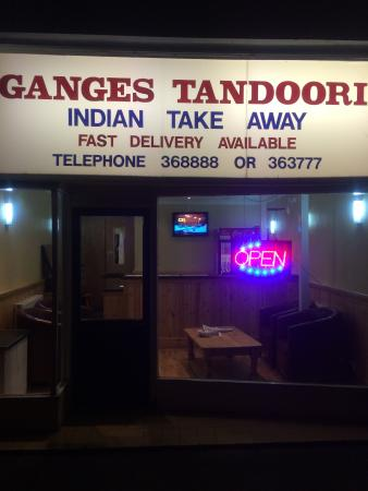Dial-A-Curry At Ganges Indian Takeaway
