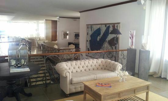 Hotel Byron Bellavista: Reception