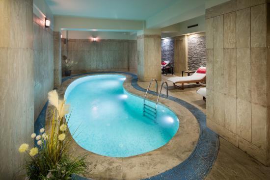 Orka Royal Hotel: Indoor Swimmingpool