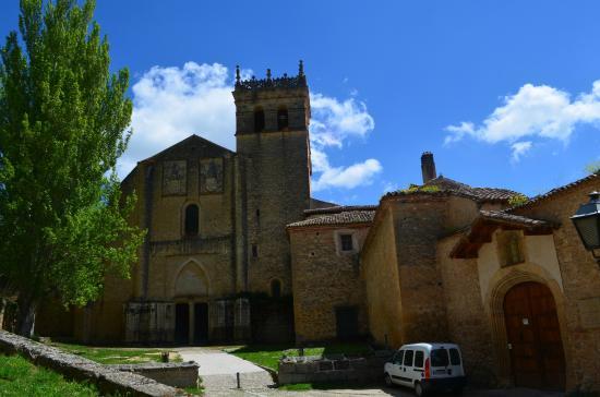 Monasterio del Parral: сеговия