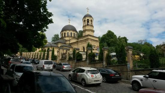 ‪Church of Michael Sanctifier Kyiv Metropolitan‬