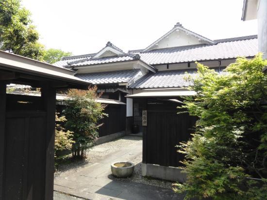 Kagamida Yashiki Structures