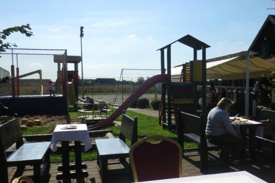 Ivanic Grad, Kroasia: Playground