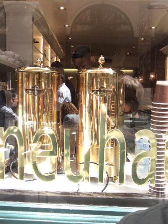 Deres iced chocolate er dejligt kraftig picture of for Atelier de cuisine bruxelles