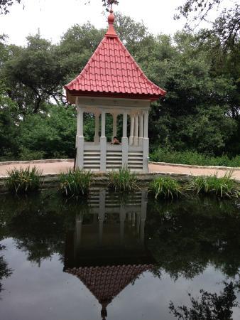 Zilker Botanical Garden: Japanese Gardens