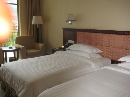 Zhuanjiacun Hotel: Beds