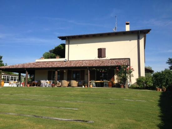 B&B Casa Tentoni: La struttura