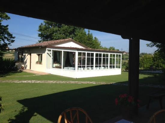 B&B Casa Tentoni: Dehor esterno