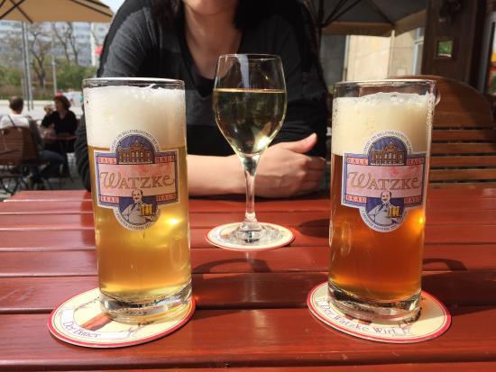 Watzke Brauereiausschank am Ring: Zweier-Pfiff
