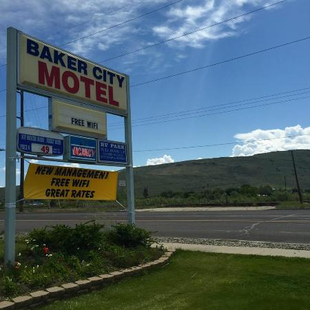 Baker City Motel & RV Park