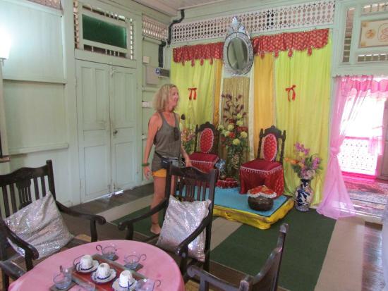 Villa Sentosa Malay Living Museum Interior