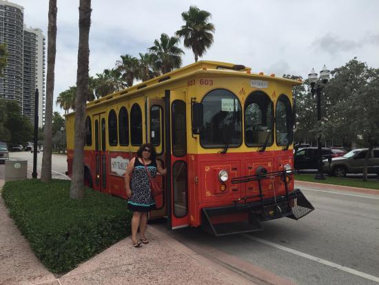 Sun Trolley