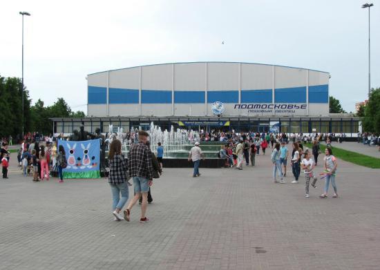 Ice Palace Podmoskovye
