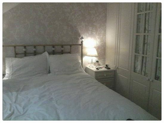 The Mulberry House: Our lovely double room at Mulberry House