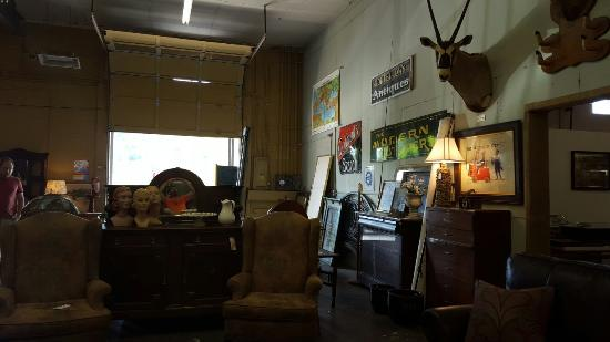 Photo of Tourist Attraction Oddfellows Antique Warehouse at 124 Swannanoa River Rd, Asheville, NC 28805, United States