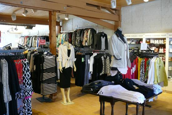 Fenelon Falls, แคนาดา: Our lines include Joseph Ribkoff, Yoga Jeans, Cartise, Softworks, Dex, Parkhurst and so many mor