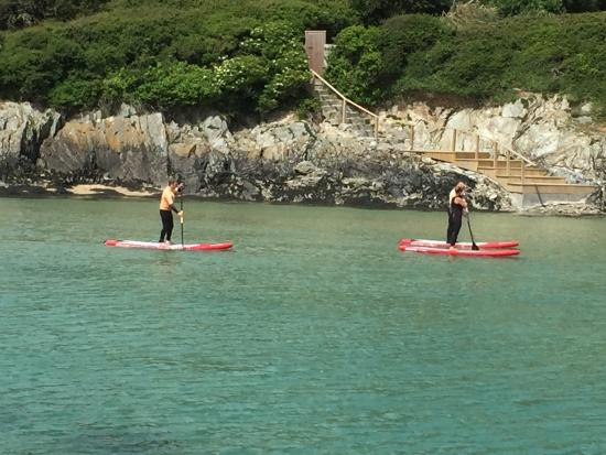 Crantock Bay Surf School-Classes
