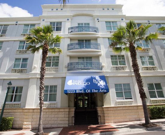 Photo of Hotel Hotel Indigo Sarasota at 1223 Boulevard Of The Arts, Sarasota, FL 34236, United States