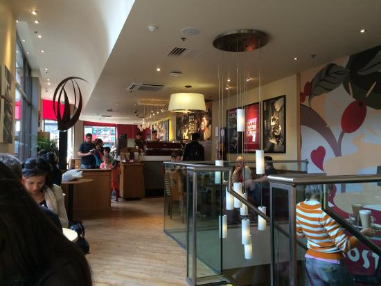 Best Branch Ive Visited Costa Coffee London Traveller