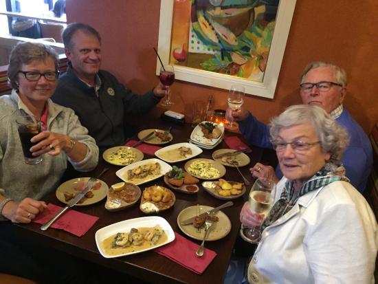 La Barca Spanish Tapas & Wine Bar: Heerlijk gegeten. Top!
