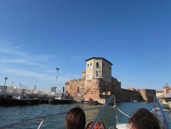 Giro dei Fossi di Livorno: fortezza