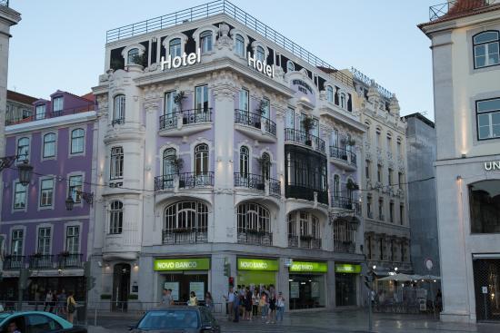Internacional design hotel lisbon bild von for Decor hotel lisbon