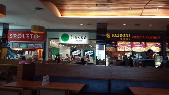 Hakka Asian - Shopping Vila Olímpia
