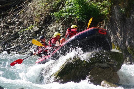 Nunayak Rafting