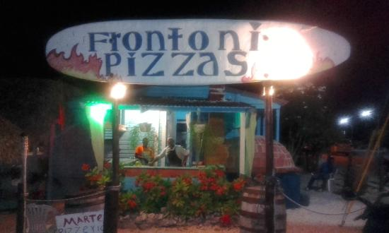 Frontoni Pizzas