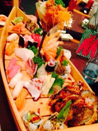 Sushi Machi Japanese Restaurant