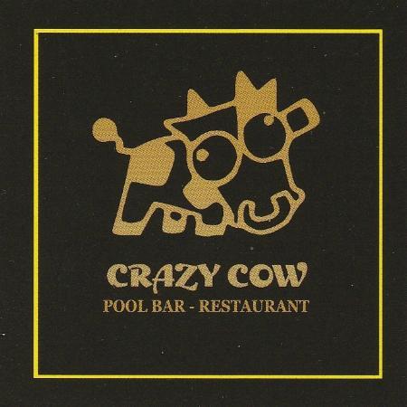 Crazy Cow Wine Bar Restaurant: Crazy Cow restaurant