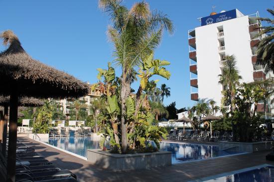 Hotel Bahia de Alcudia: piscina