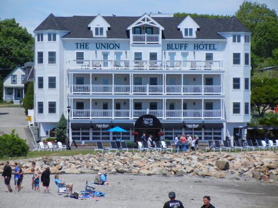 Union Bluff Hotel On The Beach