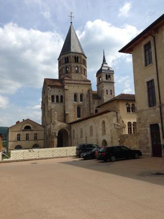 Hotel de Bourgogne : View