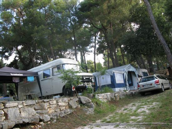 Camping Porton Biondi Rovinj: campground