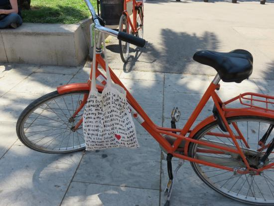 Budget Bikes Tours : Goede stevige fietsen
