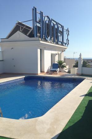Bajamar: Roof top pool