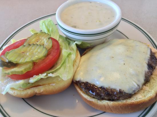 The Station: Burger
