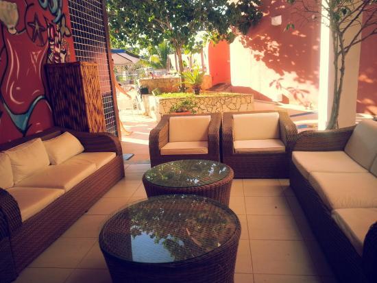 Coronado Beach Hotel: area de piscina