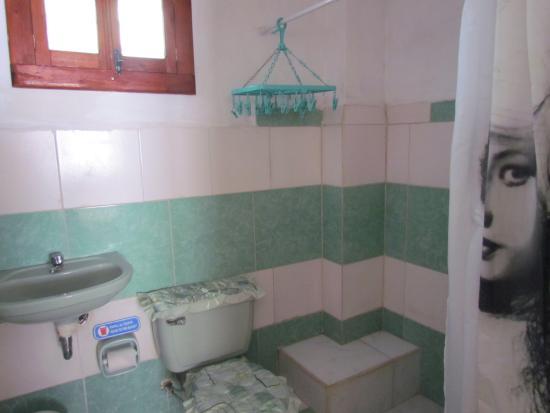 Hostel Noel y Nury : bathroom