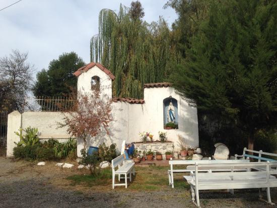 Iglesia y Convento de San Francisco de Curimón